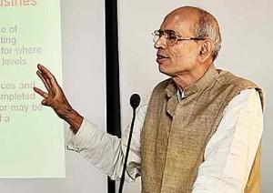 Prof Madhav Gadgil
