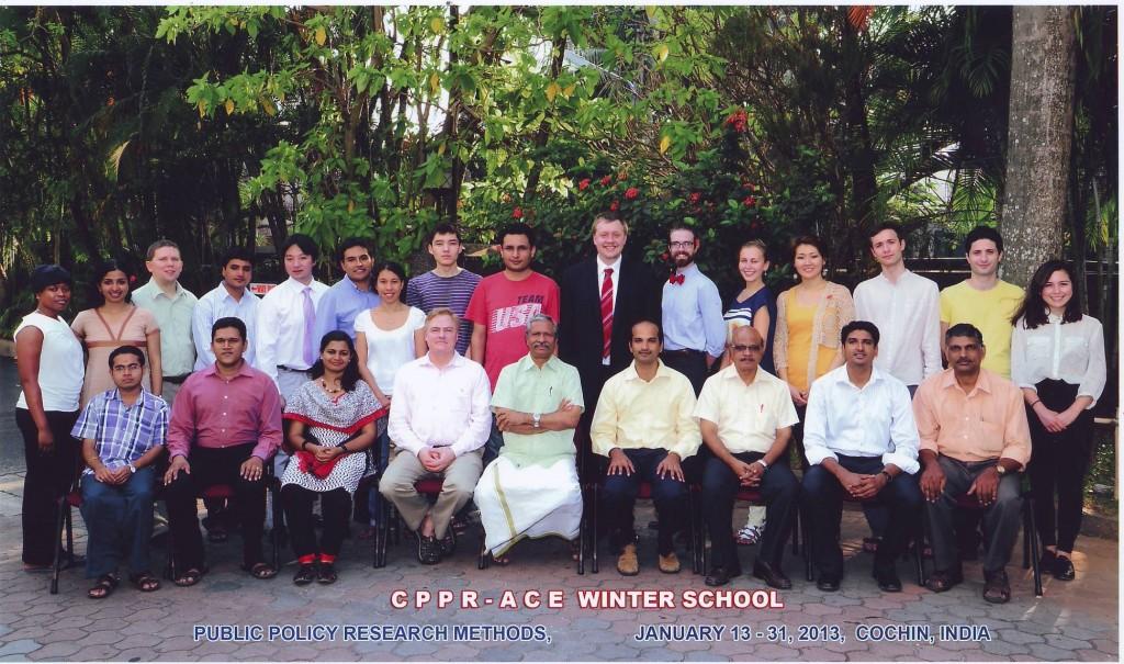 Winter School photo