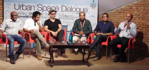 Bose Krishnamachary, Riyas Komu, Nuru Karim, Dhanuraj, Jitish Kalat and Raj Cherubal