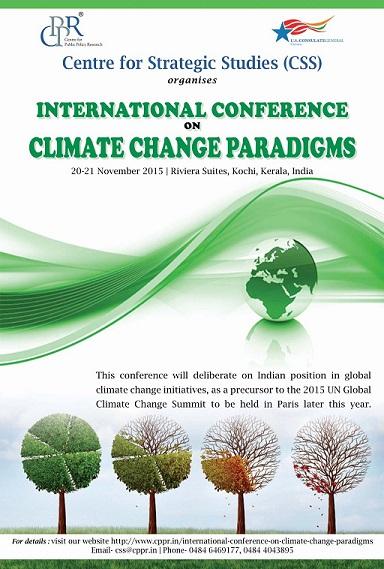 Climate Change Paradigms