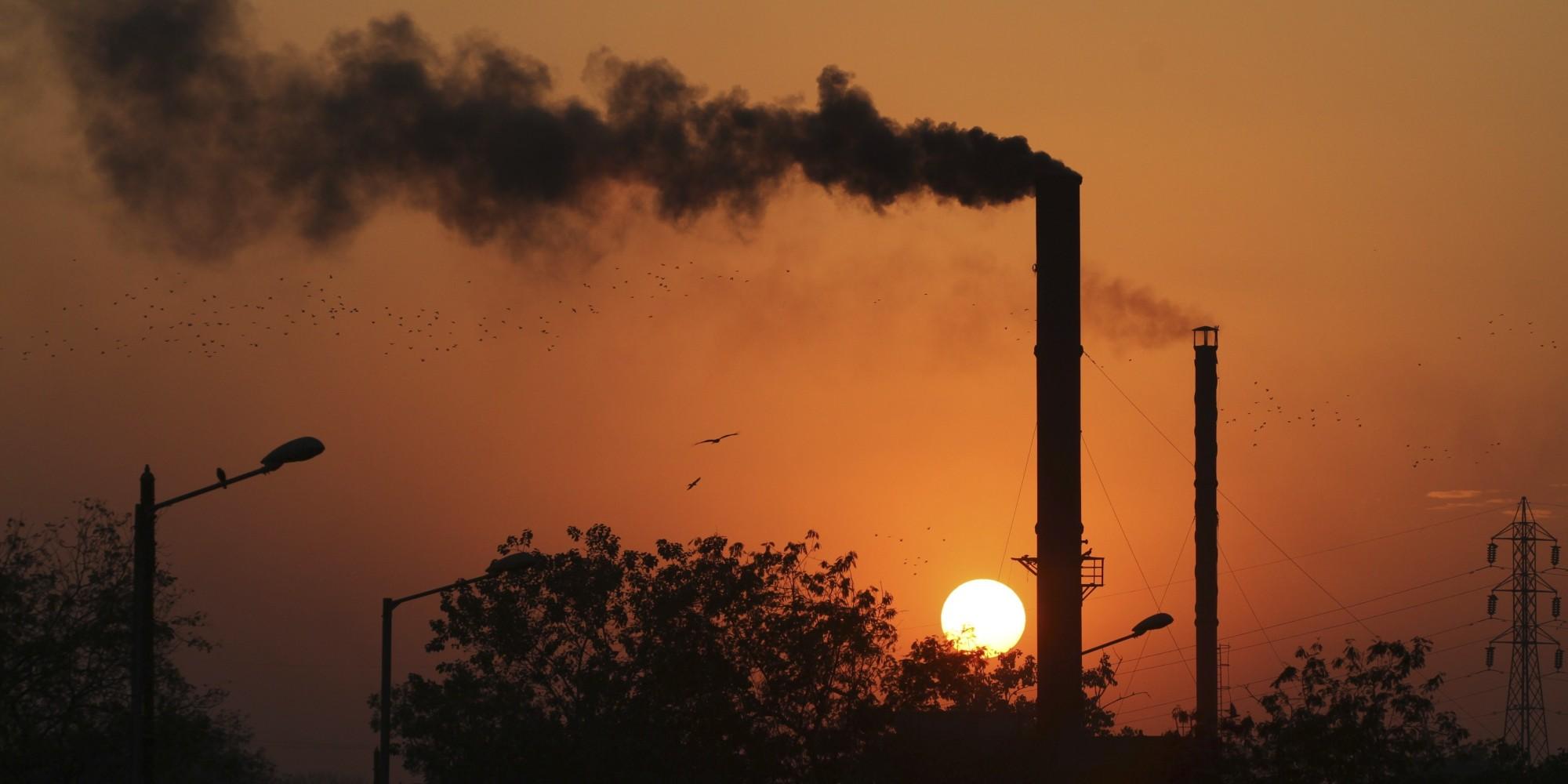 APTOPIX India Climate Talks