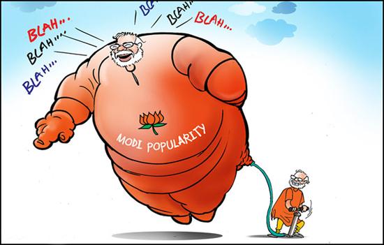 Modi Popularity(1)