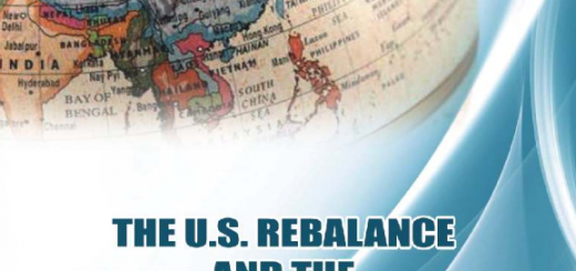 US rebalance and the Asia Pacific region
