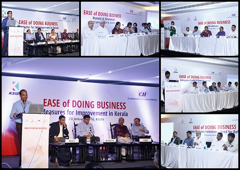CPPR scholars share research-backed insights in DIC, KSIDC conference on Ease of Doing Business