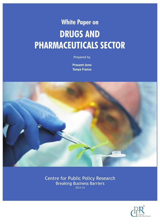 Drugs and Pharmaceuticals Sector White Paper