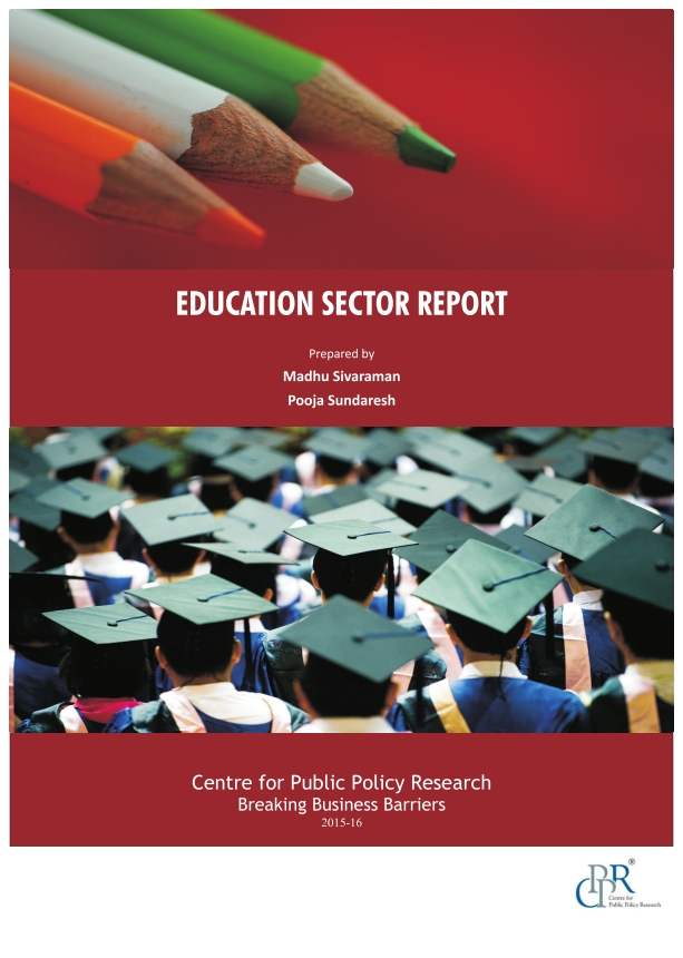 Education Sector Report