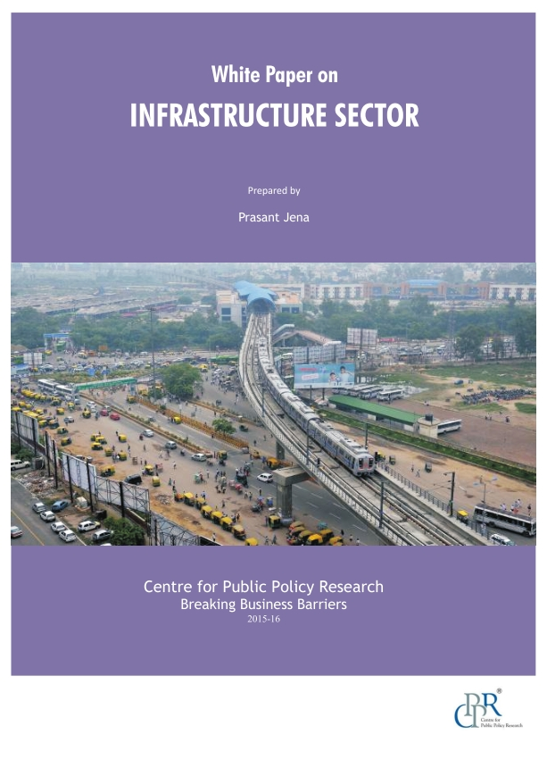 Infrastructure Sector White Paper
