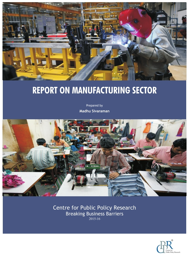 Manufacturing Sector Report