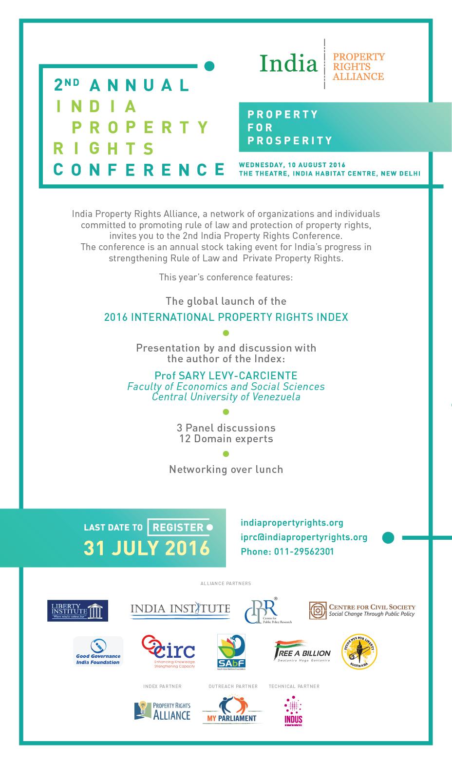 Emailer IPRC2016 Invitation