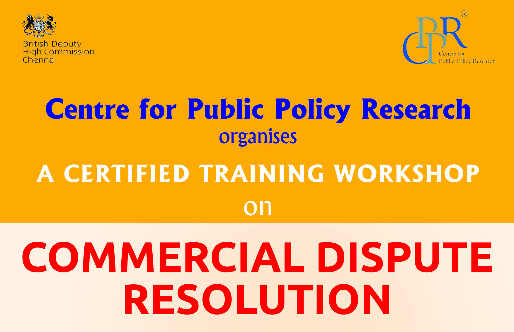 cdr-poster-slider - Centre for Public Policy Research (CPPR)