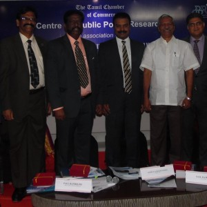 Commercial Dispute Resolution Workshop Inaugural Panel - Chennai