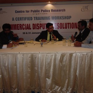 Commercial Dispute Resolution Workshop - Mock Mediation - Kochi