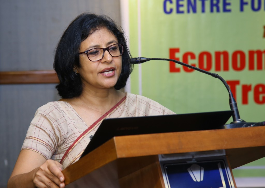 India's Growth Potential Untapped: Dr Ila Patnaik