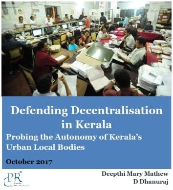 Defending Decentralisation in Kerala