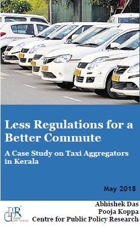 Less Regulations for a Better Commute