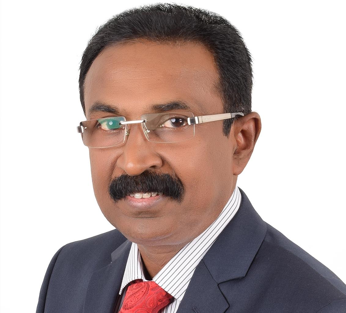 Dr Madhu P Pillai