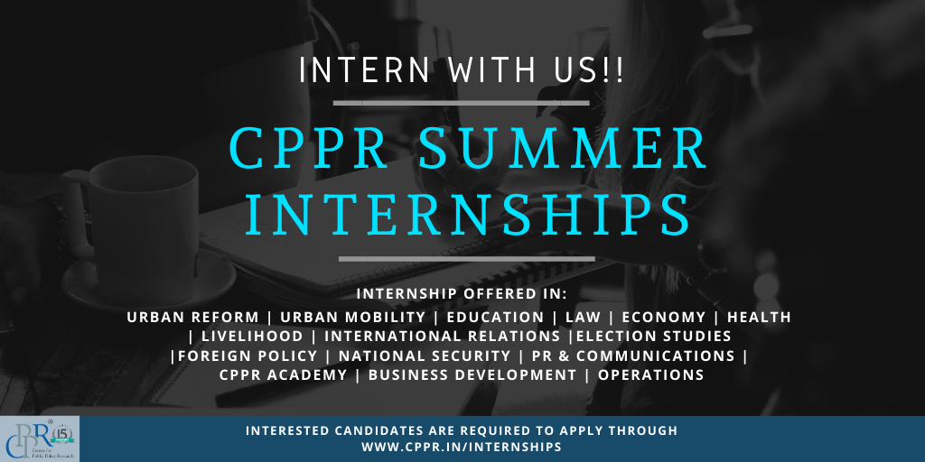 Summer Internship 2020