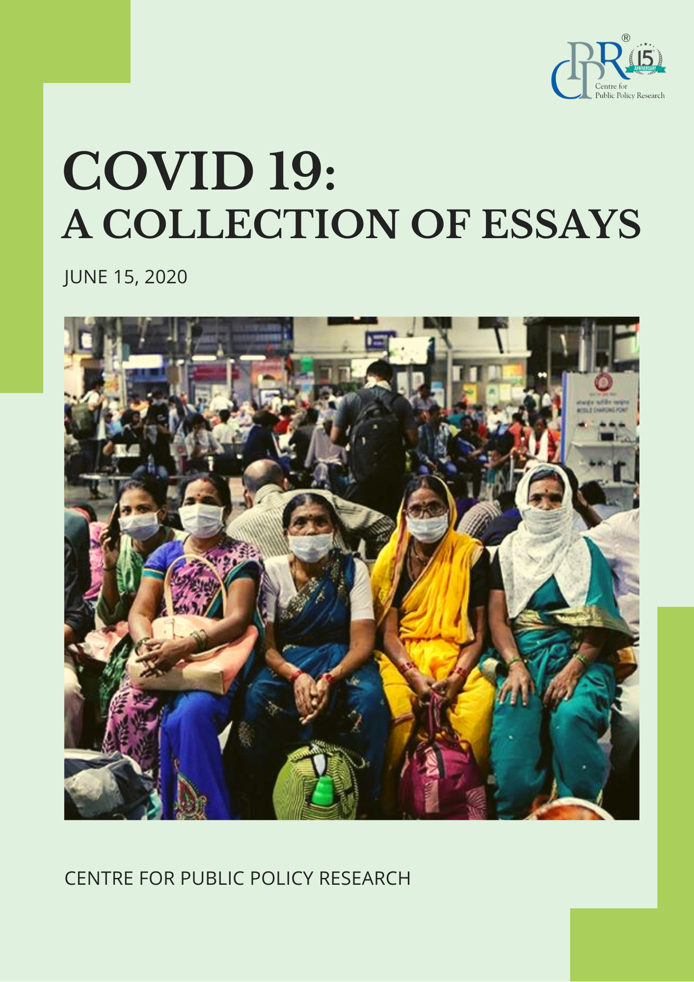 Compendium of a collection of essays on COVID19