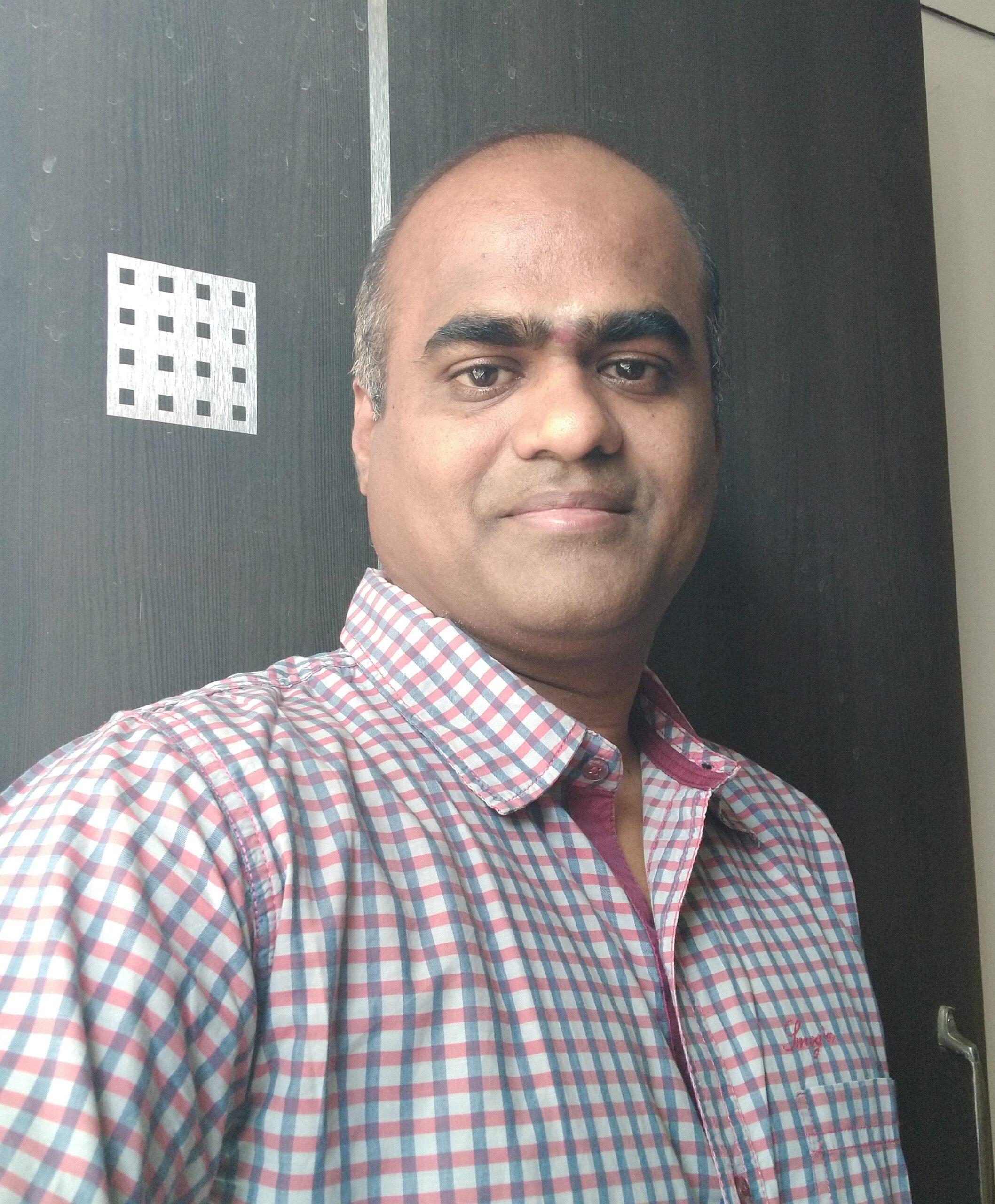 Dr M Saravanan